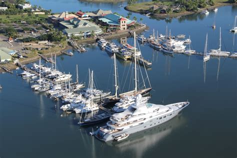 fijis port denarau marina awarded international marina