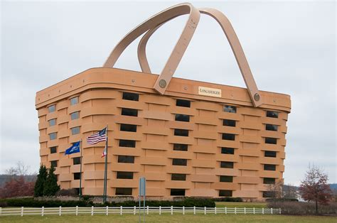 basket building longaberger basket main office building by keith w