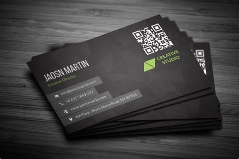 Cool Business Card Templates Photoshop by Cool Business Card Templates Photoshop Gallery Card