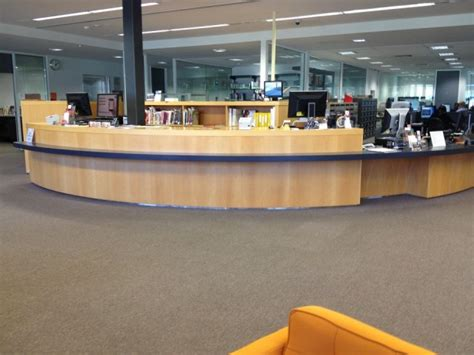 Library Reception Desk Library Reception Desk At Latrobe Albury Wodonga Studentvip
