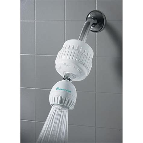 waterwise deluxe showerwise shower filtration system