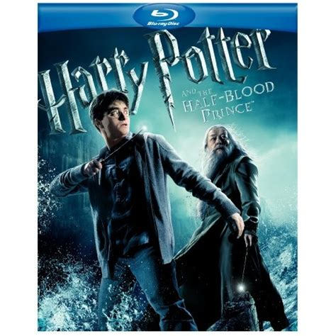 Harry Potter And The Blood Half Prince stats news log 187 archive harry potter and the half blood prince on disc