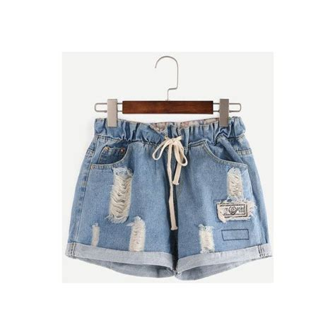 Garment Ripped C by Best 25 Distressed Shorts Ideas On Ripped