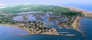 l eco du mardi port camargue ce port qui dynamise le