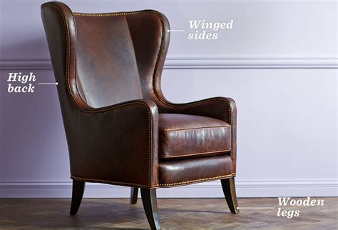 Leather Wingback Chair Design Ideas Chair Design Ideas Leather Wing Back Cchair Recliner Leather Wing Back Chair Rooted In