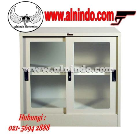 Lemari Kaca Hp lemari arsip model pintu sliding kaca jual harga