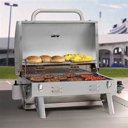 aussie 205 stainless steel tabletop gas grill review