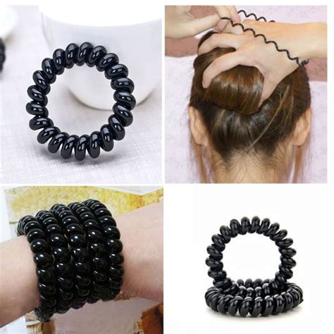 Hairhoop Telephone Wire buy wholesale telephone wire hair tie from china