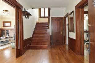craftsman homes interiors 1920 craftsman furniture craftsman style home interiors