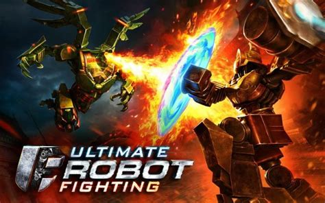 ultimate robot ultimate robot fighting now available mmohuts