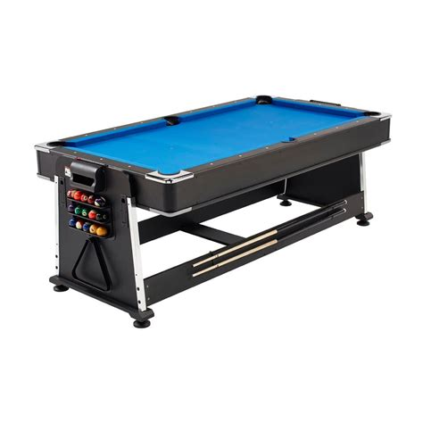 Air Hockey Pool Table by Mightymast 7ft Revolver 3 In 1 Pool Air Hockey And Table