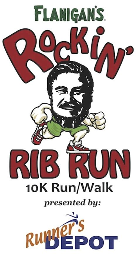 Flanigans Gift Card - registration is almost full for the 3rd annual flanigan s rockin rib run 10k