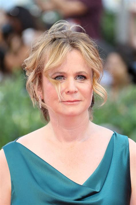 emily watson emily watson at everest premiere and 72nd venice film