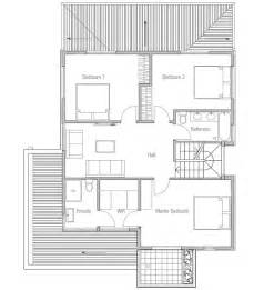Economical Floor Plans Affordable Home Plans Affordable Modern House Plan Ch111