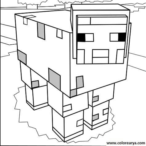 minecraft bat coloring page minecraft villige free colouring pages