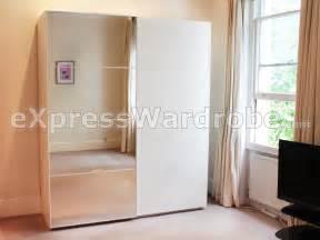 sliding wardrobe doors ikea mirror images