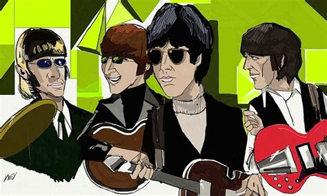 robert rodriguez richard buskin podcast of the week something about the beatles