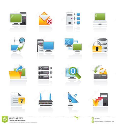 imagenes libres redes iconos de la red de ordenadores y del internet fotos de