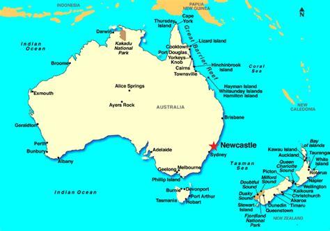 newcastle australia map newcastle australia discount cruises last minute