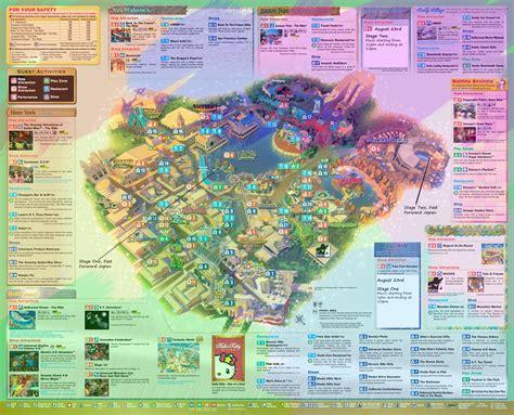 map of studios map