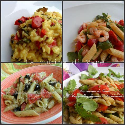 Cucina Facile E Veloce Primi Piatti Ricette Primi Piatti Freddi Estivi Insalate Piatti