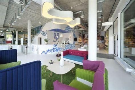 facebook offices interior design ideas fun and colorful unilever office in switzerland
