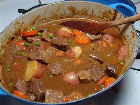 beef stew soup romancing the stove