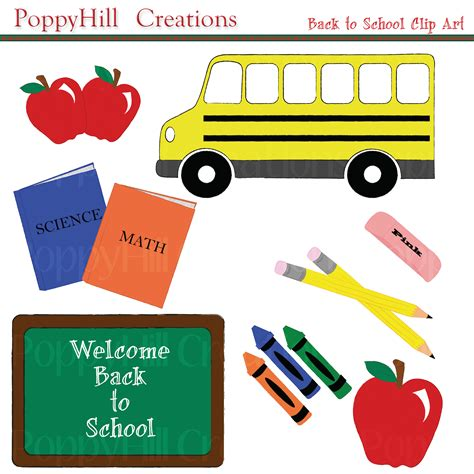 clipart for teachers tools clipart