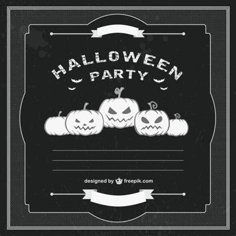 imagenes en blanco y negro de halloween plantilla en blanco y negro para fiesta de halloween