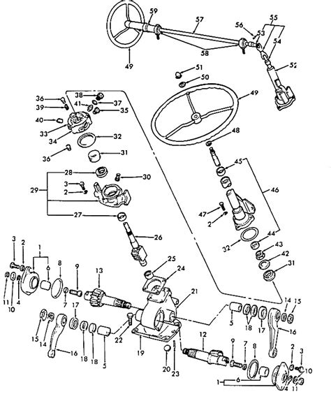 ford 1710 service manual wiring diagrams wiring diagram