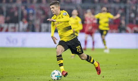 christian pulisic news liverpool news christian pulisic will head to england in