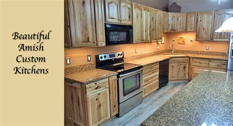 amish made kitchen cabinets home decorating ideas