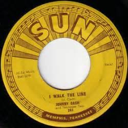 I Walk The Line 2 by Perry J Greenbaum Johnny Walk The Line