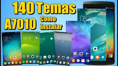 lenovo k4 note themes zip como colocar temas no theme center lenovo a7010 k4 note
