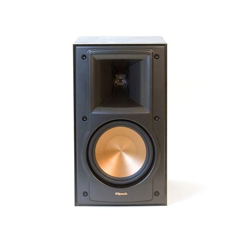 rb 51 ii bookshelf speakers pair high quality audio by