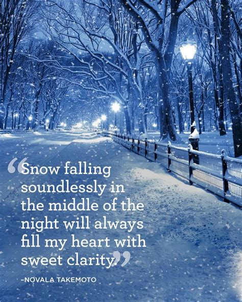 can of snow 15 absolutely beautiful quotes about snow beautiful