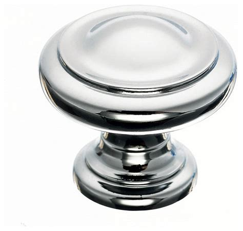 Draw Knobs by Chrome Cabinet Knobs Traditional Cabinet And Drawer