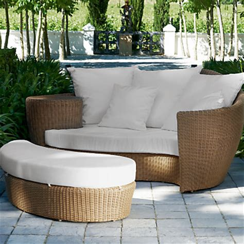 chaise lounge day bed buy barlow tyrie dune day bed modern outdoor chaise