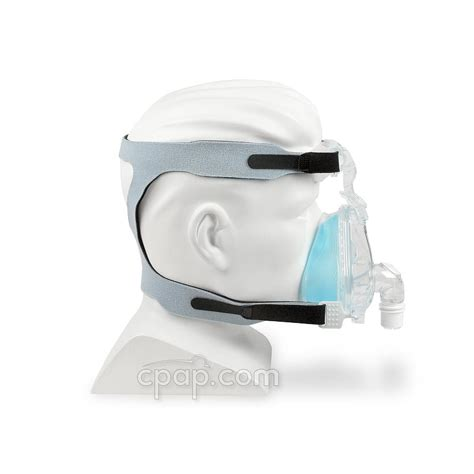 Respironics Comfort Gel Full Face Mask Cpap Com Comfortgel Blue Full Face Cpap Mask With Headgear