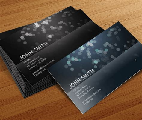 visiting card design template top 18 free business card psd mockup templates in 2018
