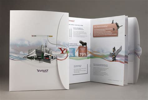 Brochure Design Ideas by 40 Unique And Beautiful Exles Of Brochure Design
