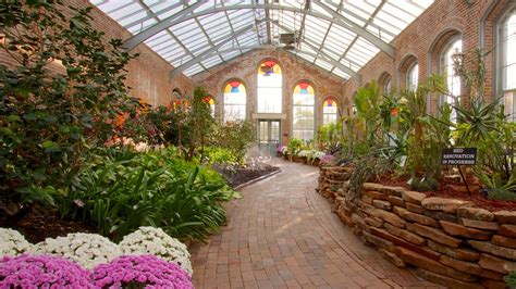 missouri botanical gardens and arboretum in st louis