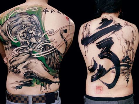 queen tattoo taiwan chinese tattoo art traditional and modern styles