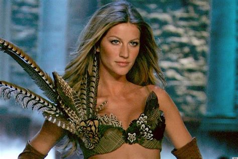 So Why Gisele Left Victorias Secret by Mario Testino Nobody Wanted Gisele Bundchen Huffpost