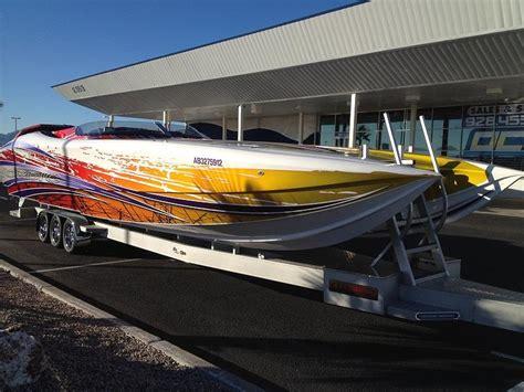 nordic cigarette boat nordic enforcer powerboat for sale in arizona