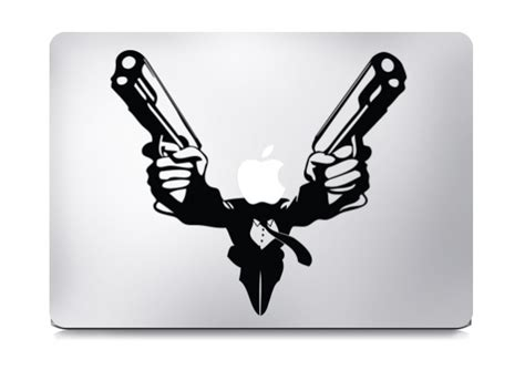 Coole Macbook Aufkleber by 50 Cool Macbook Stickers And Decals Beebom