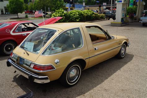 Pacer Auto by The Amc Pacer A Disco Of Strange Proportions Dyler