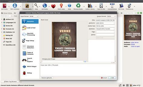 calibre ebook converter can now calibre 2 28 can now convert any ebook to docx