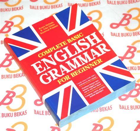 Buku Fundamental Grammat raistiwar pratama bale buku bekas used bookstore