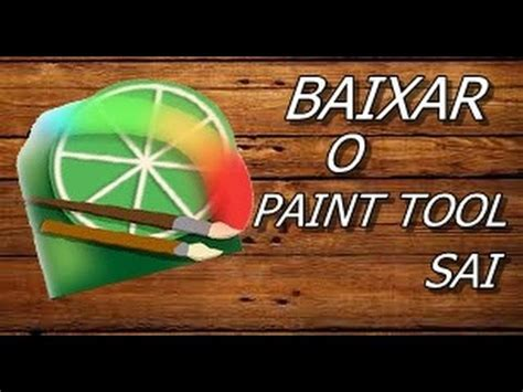 paint tool sai portugues completo como baixar o paint tool sai portugu 234 s